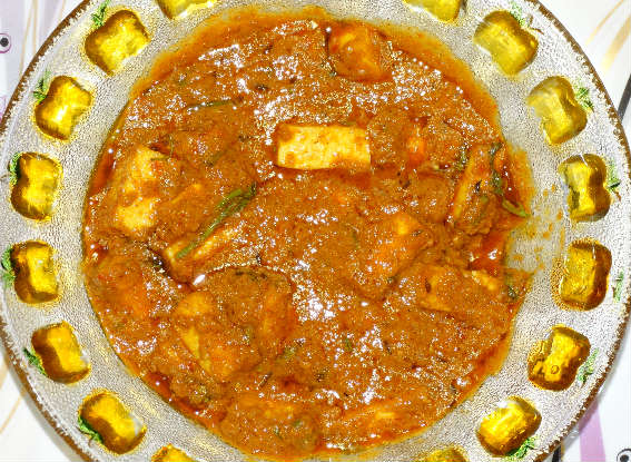 HOW TO MAKE PANEER CURRY