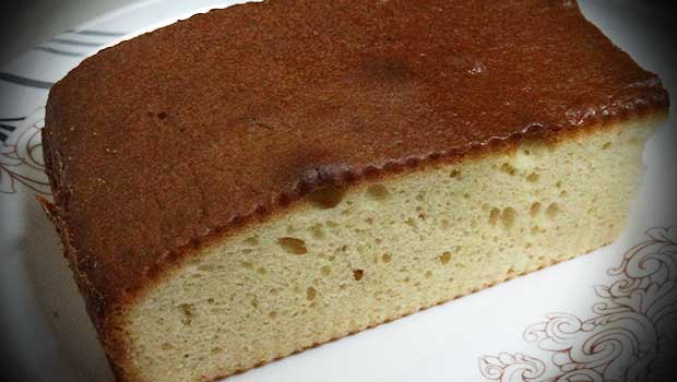 Eggless Vanilla Sponge Cake Recipe In Hindi