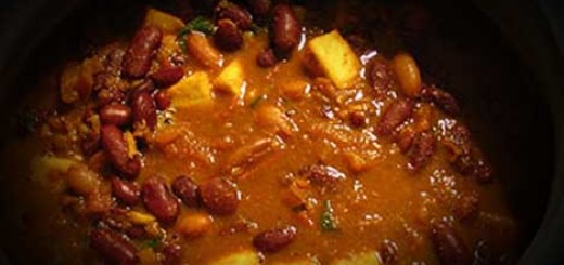 Rajma Paneer Gravy Recipe in Hindi