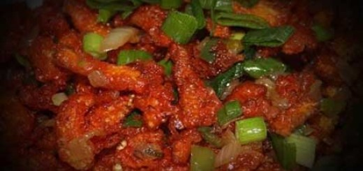 Baby Corn Manchurian Recipe in Hindi