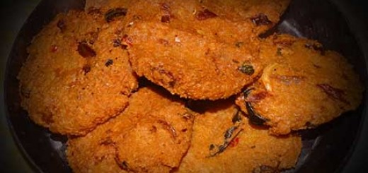 Oats Vada Recipe in Hindi