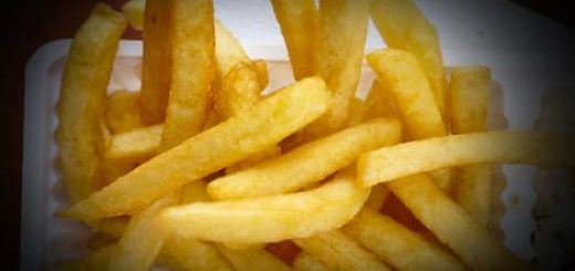 Cheese Potato Fries Recipe in Hindi