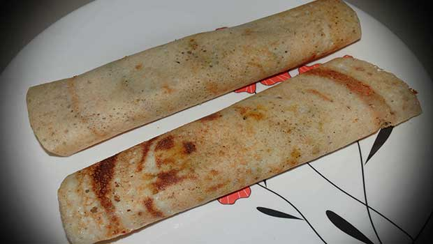 Bread Masala Dosa Recipe In Hindi