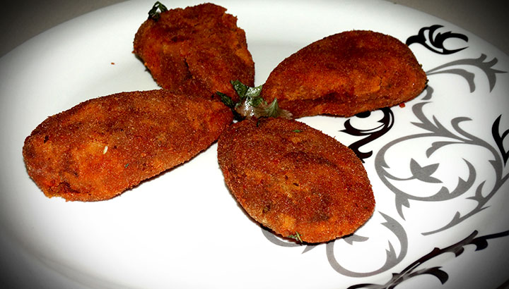 Vegetable Cutlets Recipes In Hindi